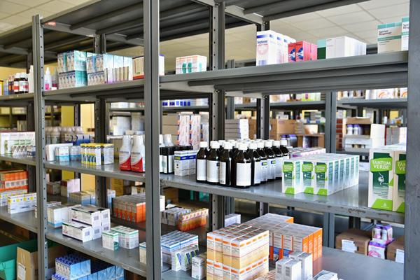Productos ordenados según preferencia y orden