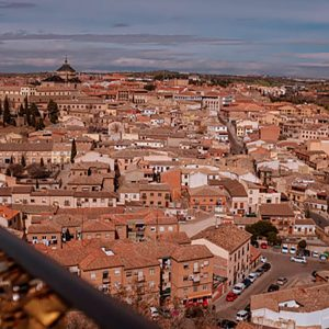Farmacia situada en un municipio de Toledo, a 60 km de Madrid.