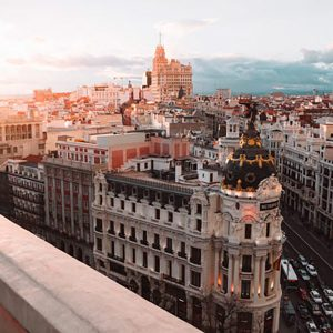Farmacia ubicada en barrio céntrico de Madrid Capital.