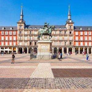 Farnacia en Madrid